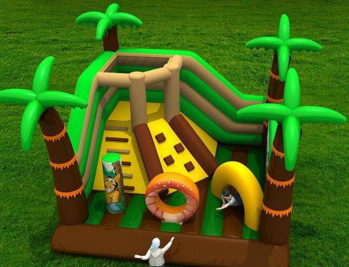 Combinato Foresta Tropicale FECO-020