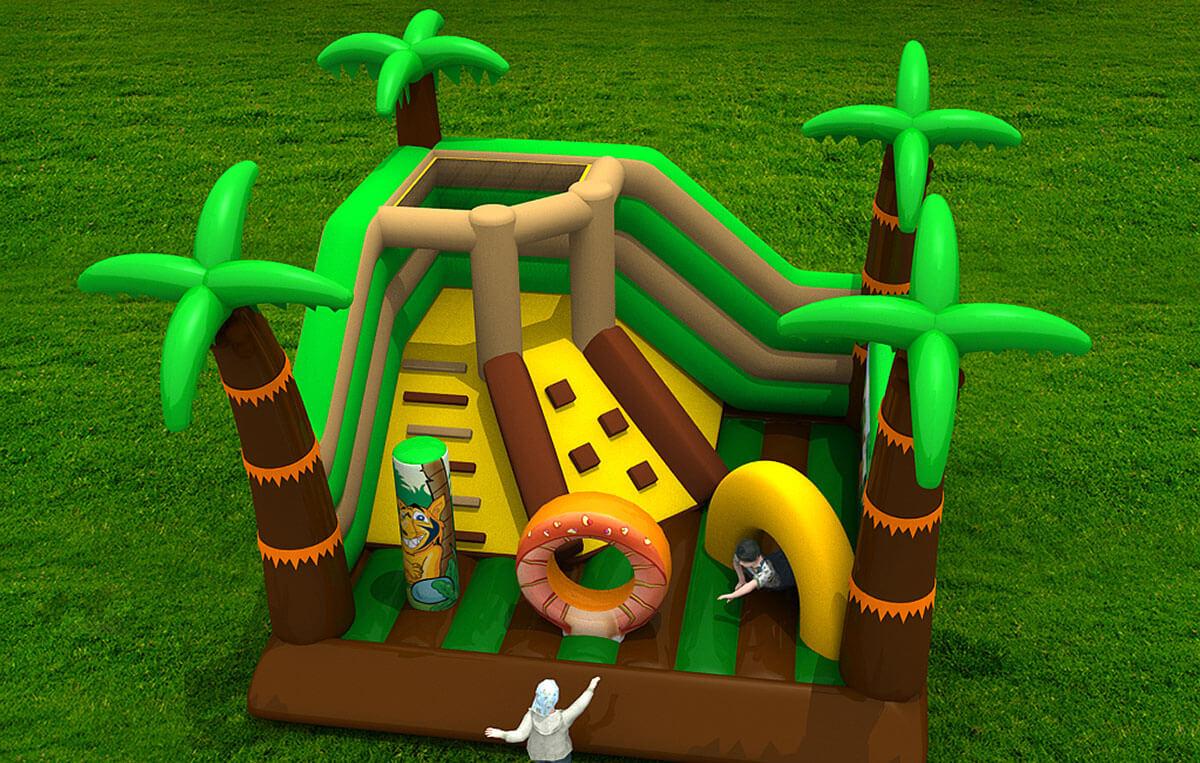 Combinati Foresta tropicale Festopolis FECO-020
