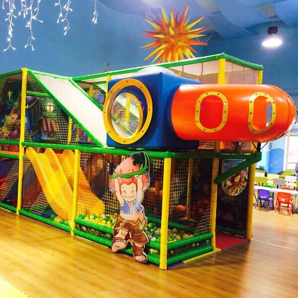 Giochi Da Interno: Playground Uso Interno