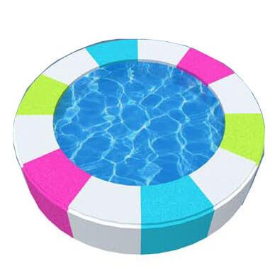 Giochi interattivi Materasso d'acqua FEGI-004