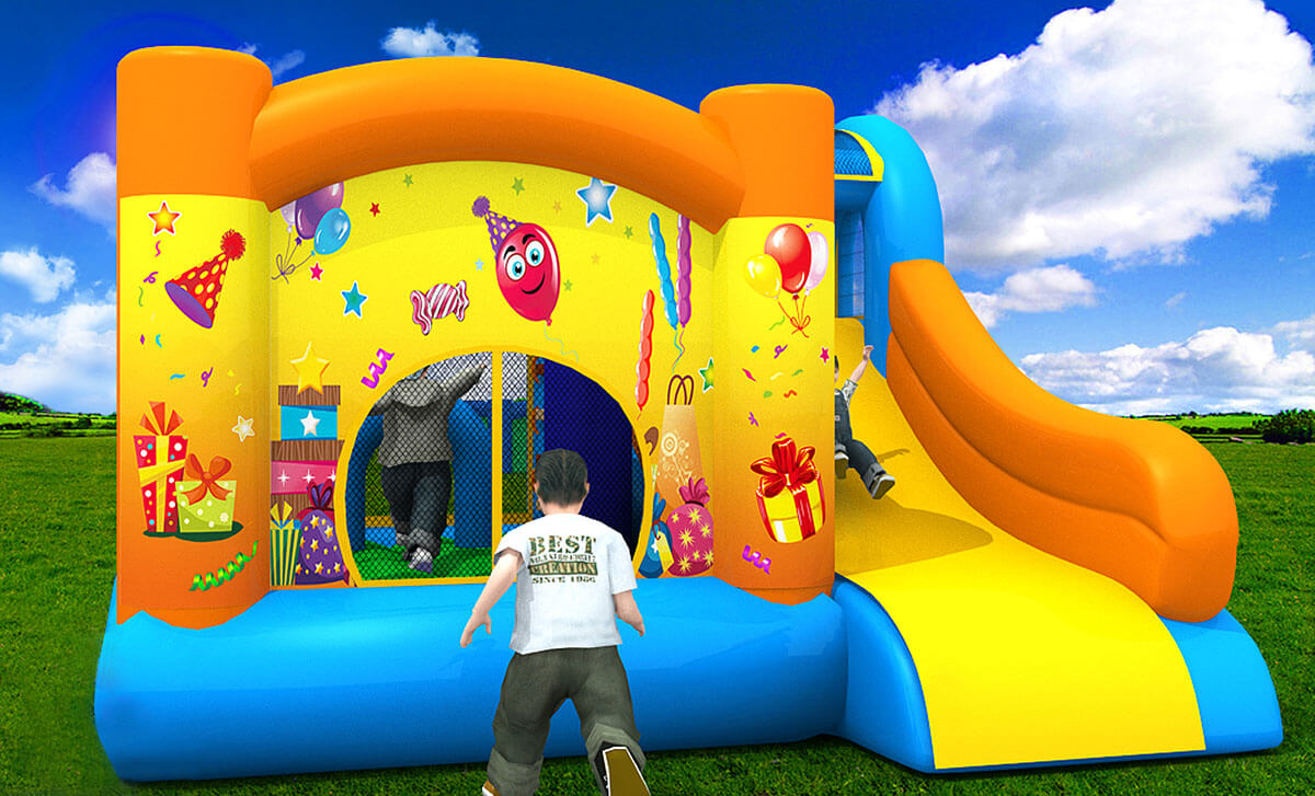 Mini Gonfiabili Party Festopolis FEMGP 001 3