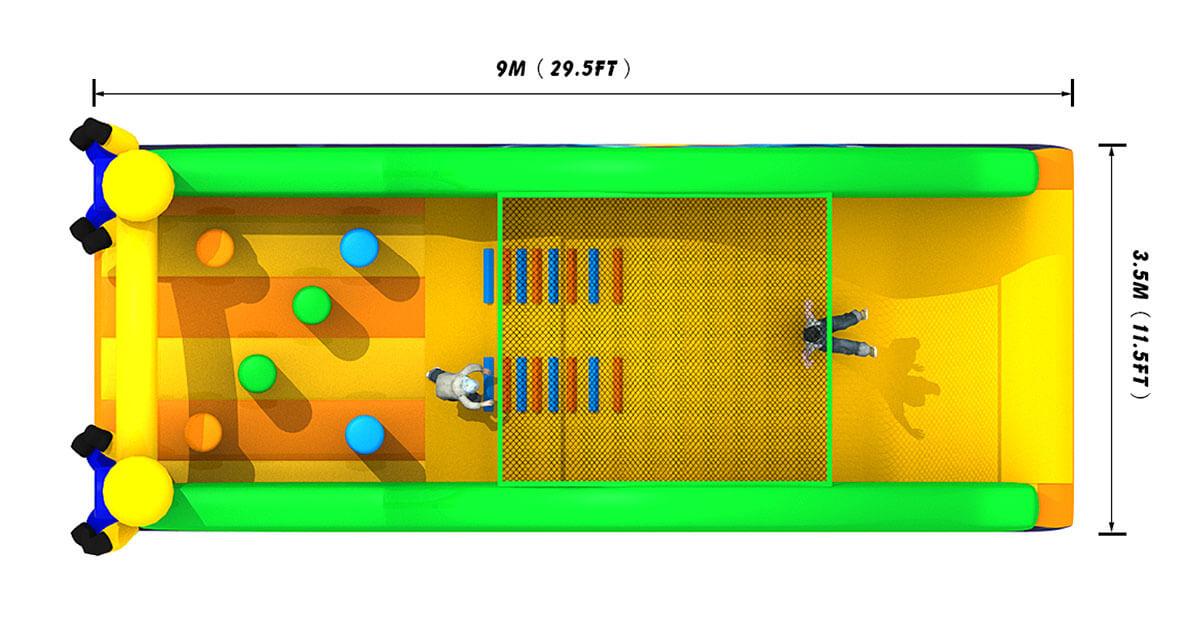 Percorsi ad ostacoli Minions City Festopolis FEPR-003 3