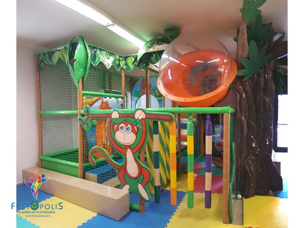 Playground Uso Interno Birba City FEPI 057 1