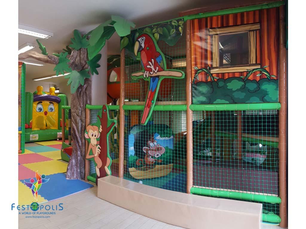 Playground Uso Interno Birba City FEPI 057 2