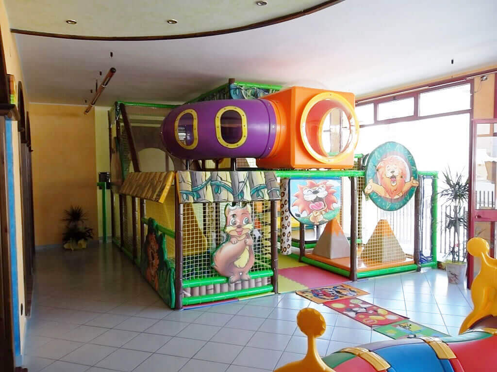 Playground uso interno Adventure land Festopolis FEPI-001C 1