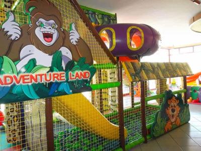 Playground uso interno Adventure land Festopolis FEPI-001C 2