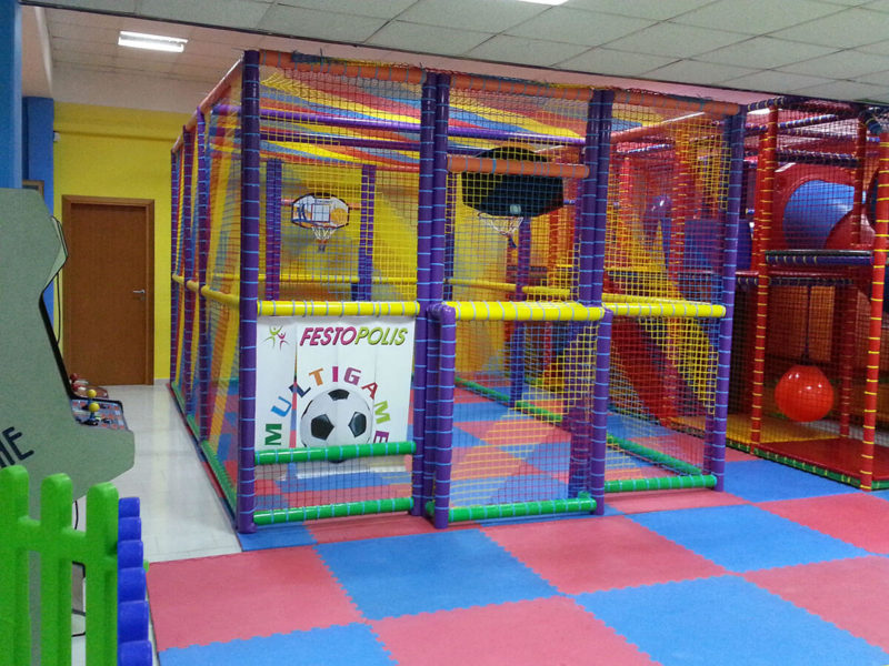 Playground uso interno Arena Multisport Festopolis FEPI-028 2