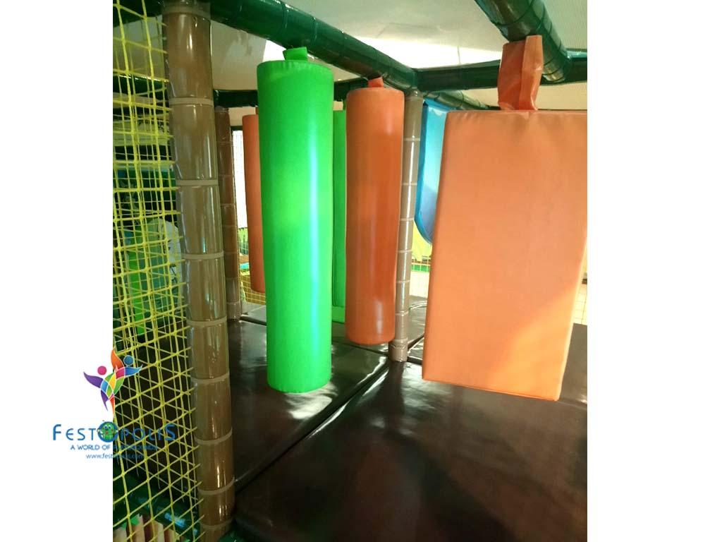 Playground uso interno Baby Jungle FEPI 023 B 3