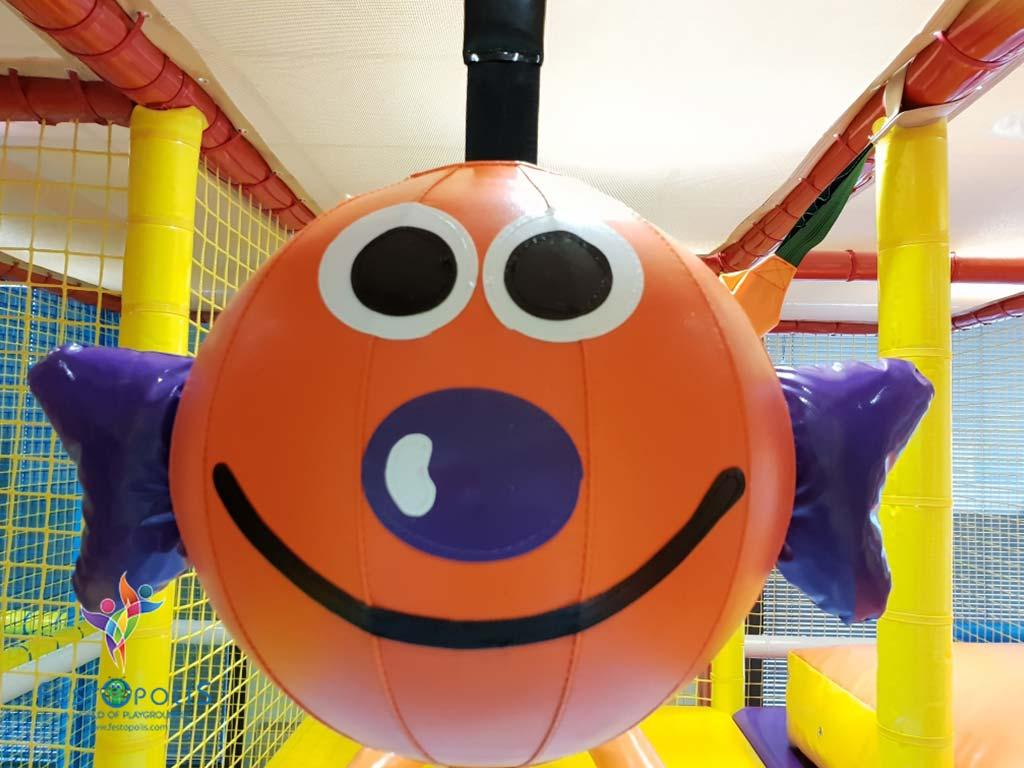 Playground uso interno Clown FEPI 023 6