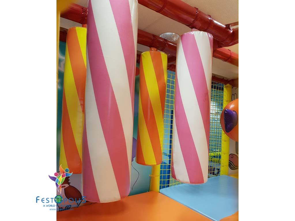 Playground uso interno Clown FEPI 023 7 1