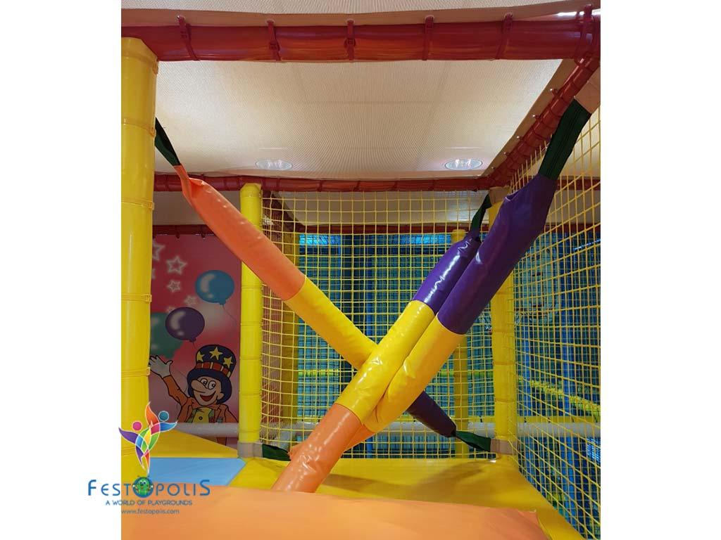 Playground uso interno Clown FEPI 023 8