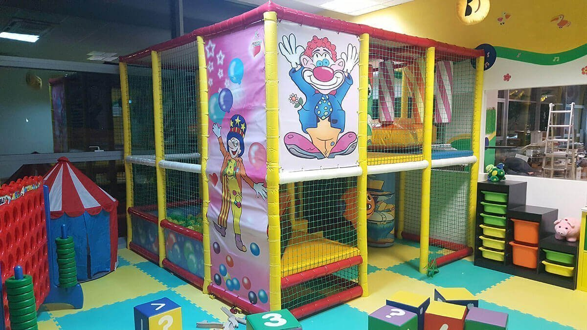 Playground uso interno Clown Festopolis FEPI-023 1