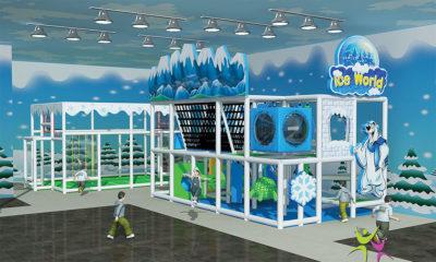 Playground uso interno Iceworld Festopolis FEPI-035 2