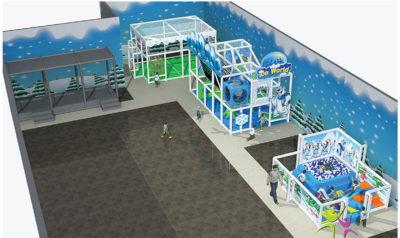 Playground uso interno Iceworld Festopolis FEPI-035 4
