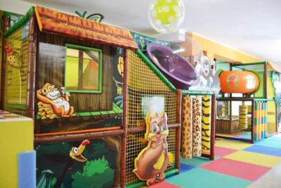 Playground uso interno King Kong Festopolis FEPI-032 1