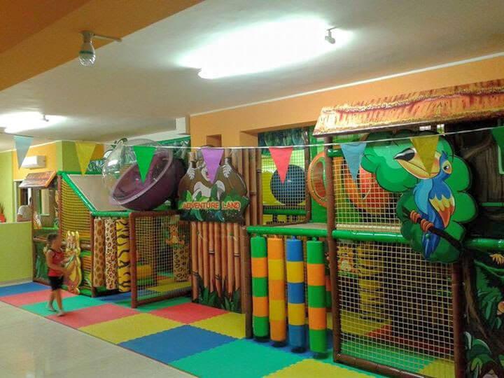 Playground uso interno King Kong Festopolis FEPI-032 2