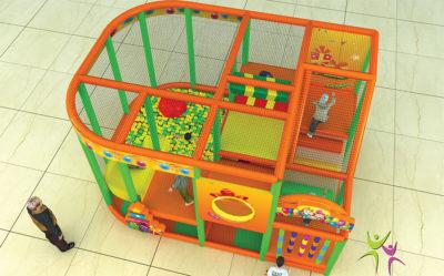 Playground uso interno Party Festopolis FEPI-025 2