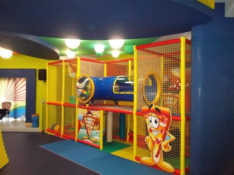 Playground uso interno Pizza Festopolis FEPI-007 1