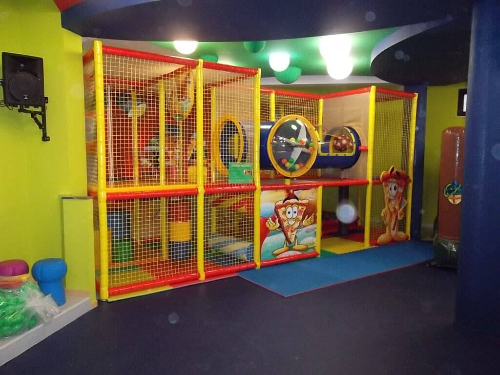 Playground uso interno Pizza Festopolis FEPI-007 2
