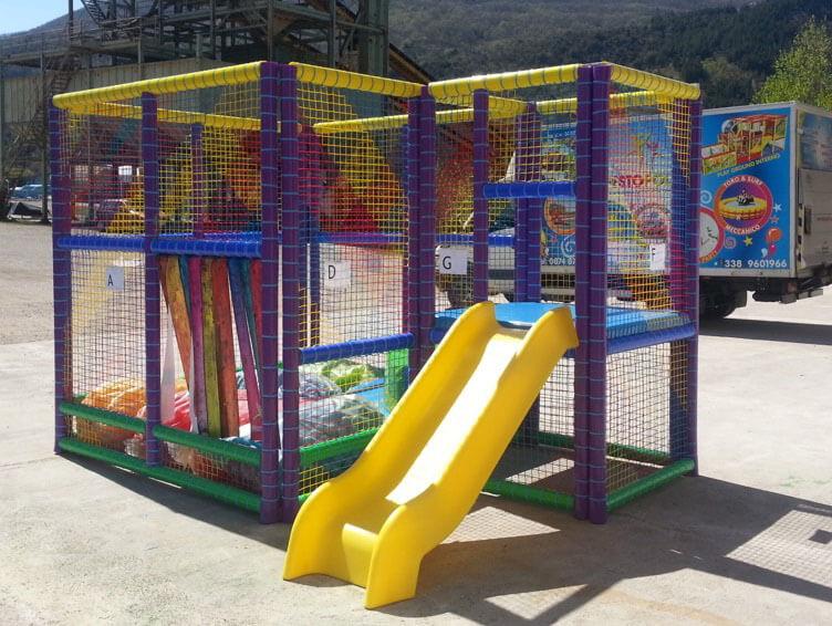 Playground uso interno Playground Pisolo Festopolis FEPI-100