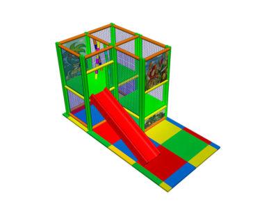 Playground uso interno Playground one Festopolis FEPI-602 Play 3-1
