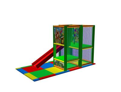 Playground uso interno Playground one Festopolis FEPI-602 Play 3-2