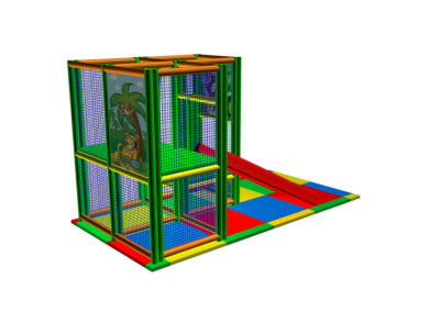 Playground uso interno Playground one Festopolis FEPI-602 Play 3-3