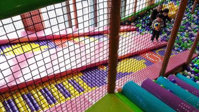 Playground uso interno Scivolo a rulli Festopolis FEPI-056 3