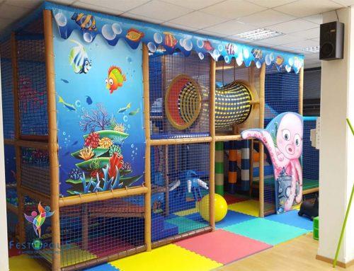 Playground Uso Interno Sea Life – FEPI-024