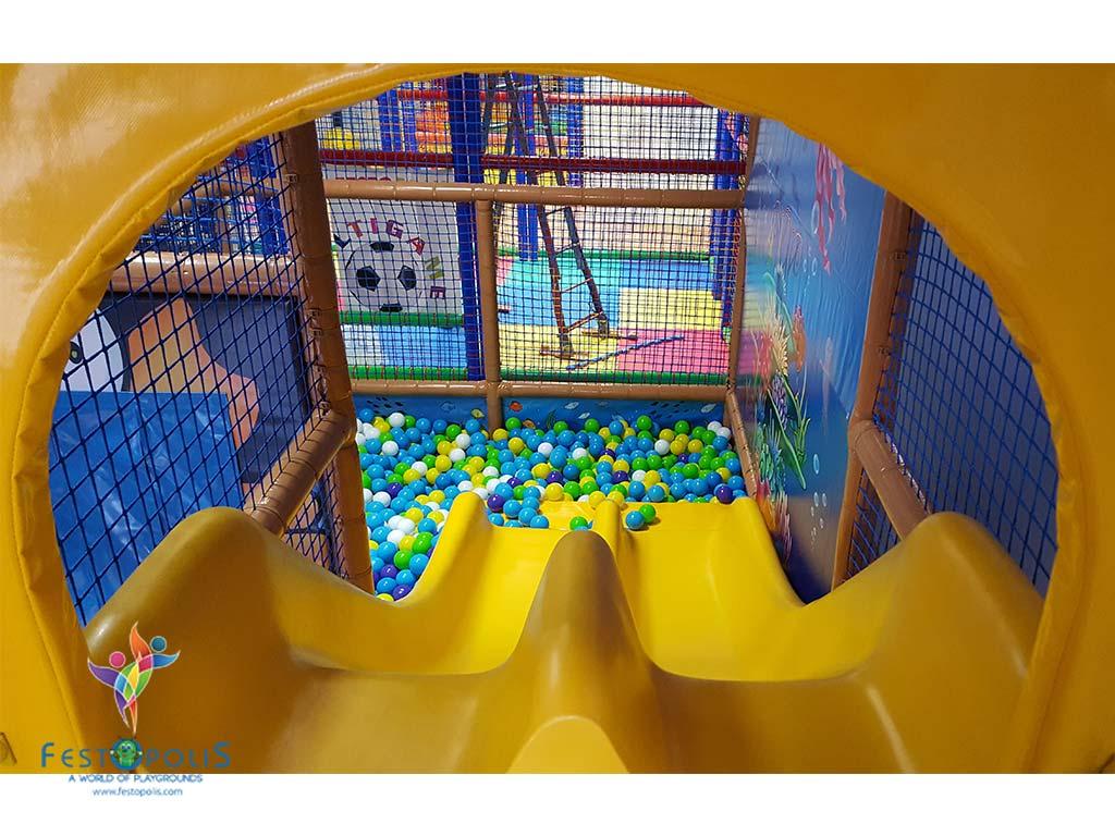 Playground uso interno Sea Life FEPI 024 3