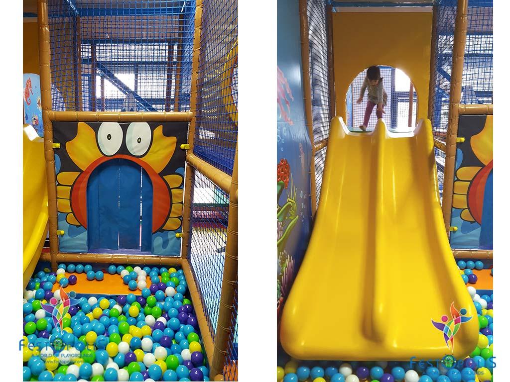 Playground uso interno Sea Life FEPI 024 4