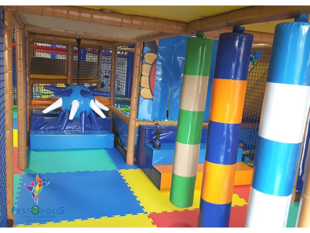 Playground uso interno Sea Life FEPI 024 6