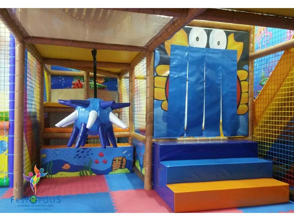 Playground uso interno Sea Life FEPI 024 7