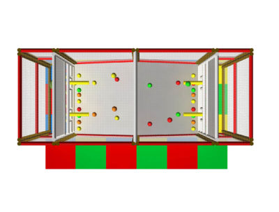 Playground uso interno Sparapalline Festopolis FEPI-604 4