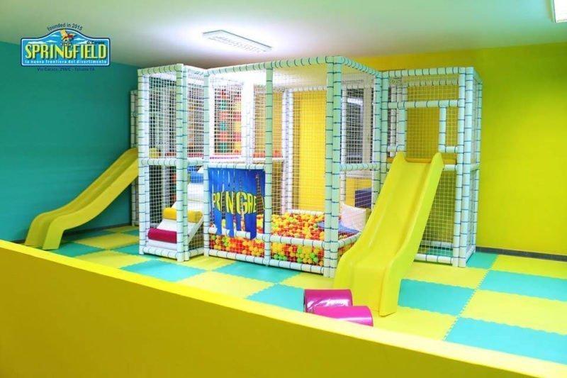 Playground uso interno Spring Festopolis FEPI-103 6