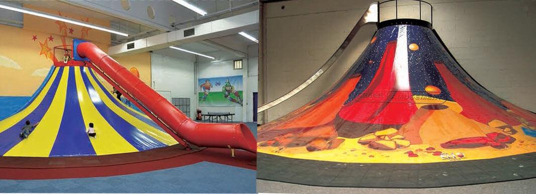 Playground uso interno Vulcano Festopolis FEPI-050 4