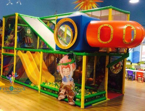 Playground Uso Interno Wonderland – FEPI-008