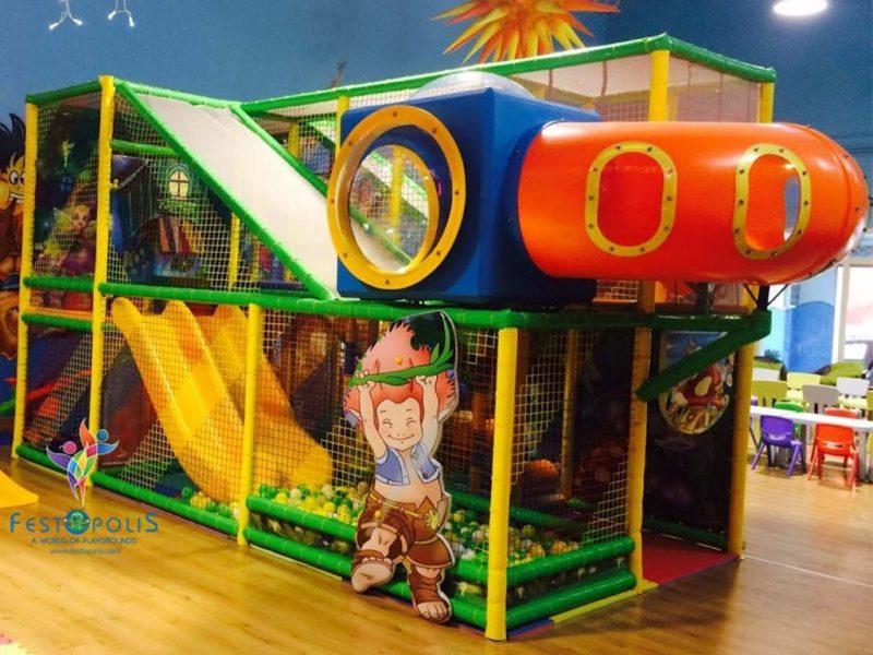 Playground uso interno Wonderland Festopolis FEPI-008 1