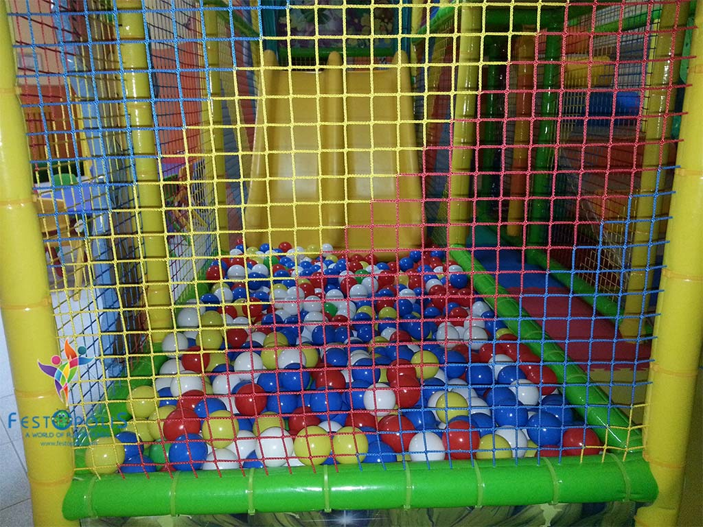 Playground uso interno Wonderland Festopolis FEPI 008 10 1