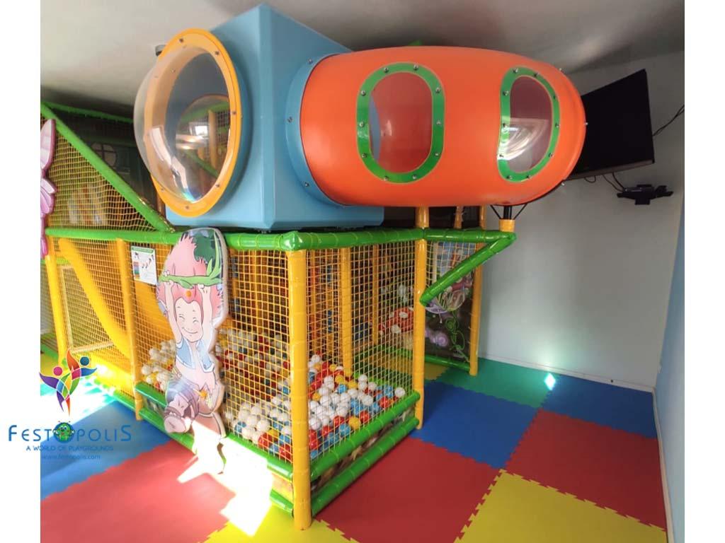 Playground uso interno Wonderland Festopolis FEPI-008 3