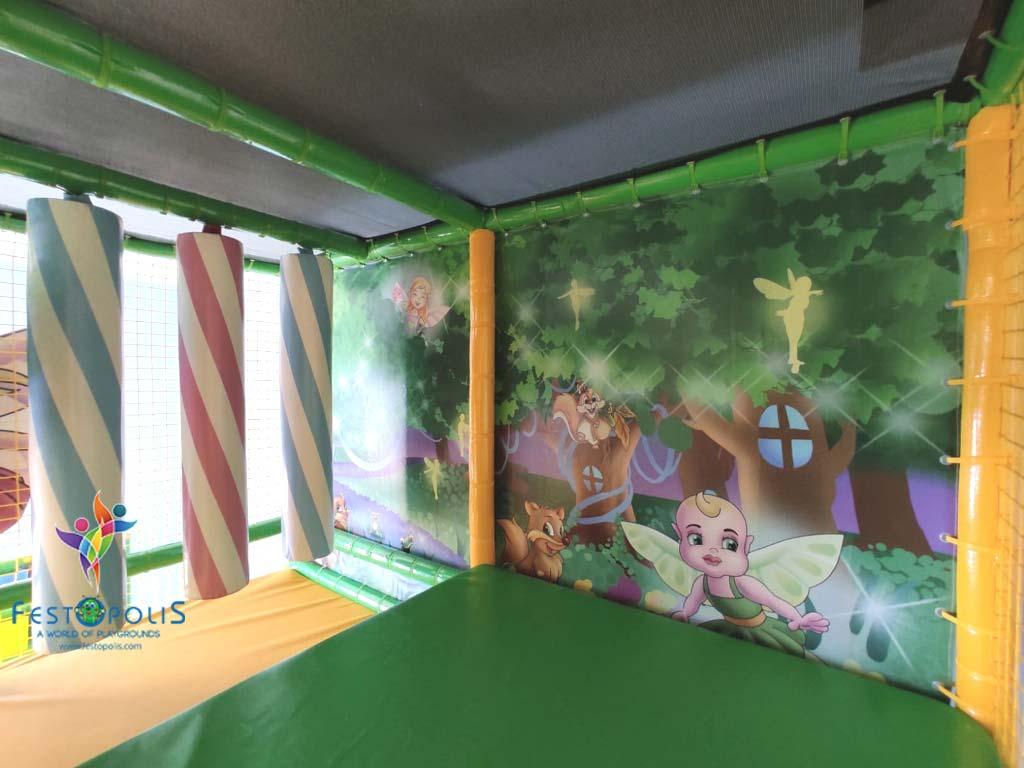 Playground uso interno Wonderland Festopolis FEPI 008 8 1