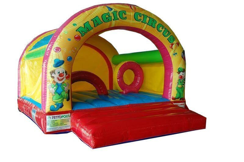 Salterelli Salta Ostacoli Magic Circus Festopolis FESA-008