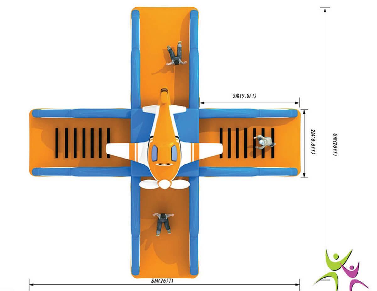 Scivoli Festopolis Airlines Festopolis FESC-031 3