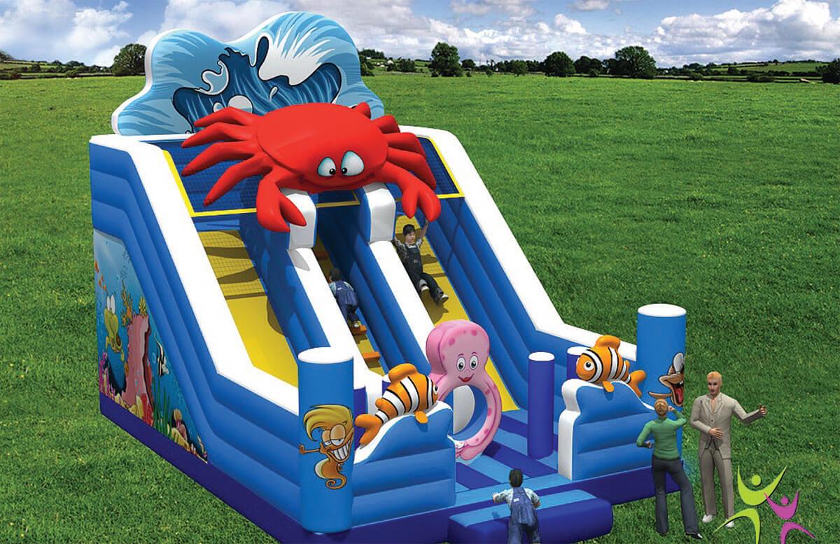 Scivoli Scivolo Crab Festopolis FESC-028 1