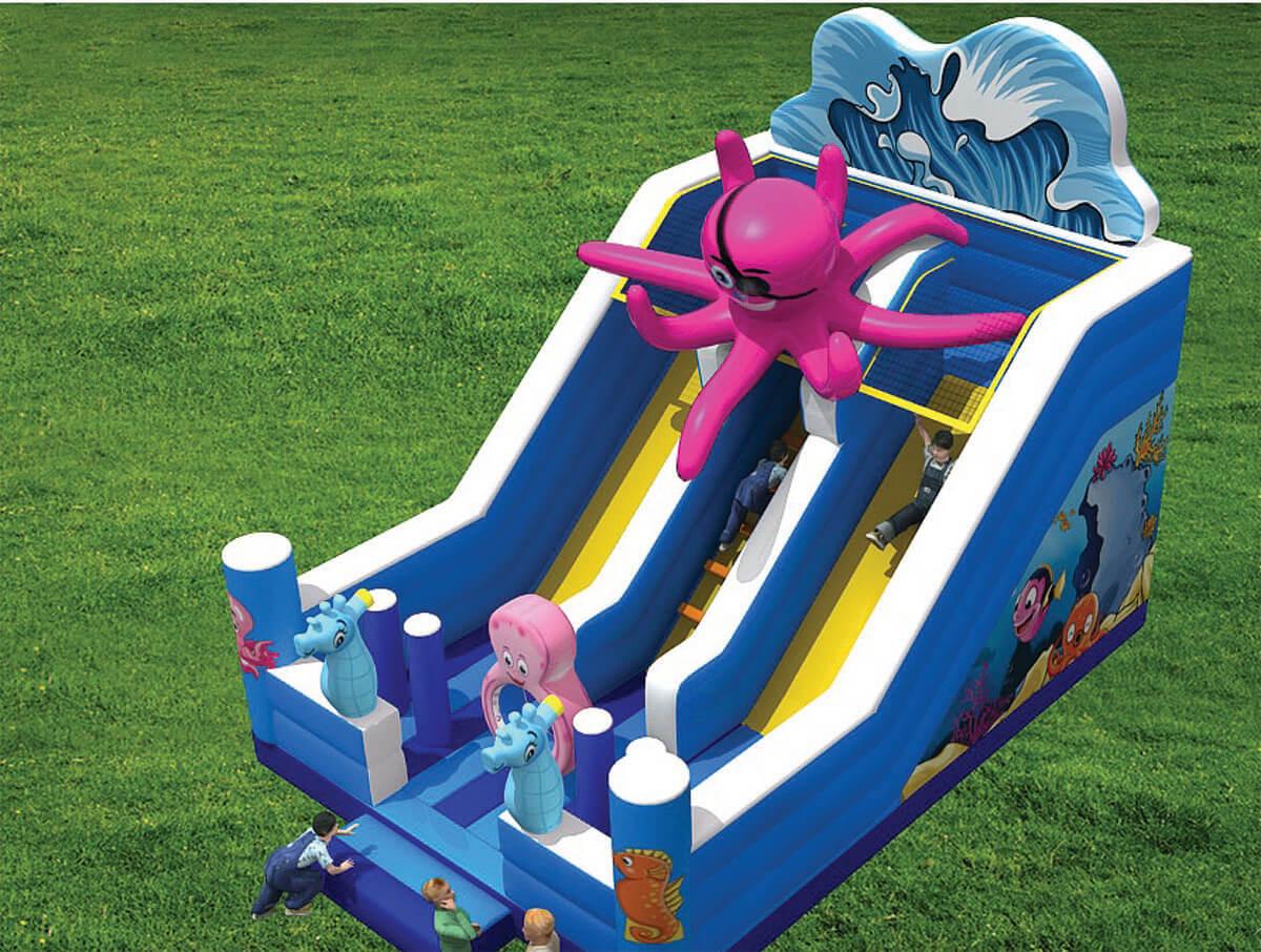 Scivoli Scivolo Octopus Festopolis FESC-029 2