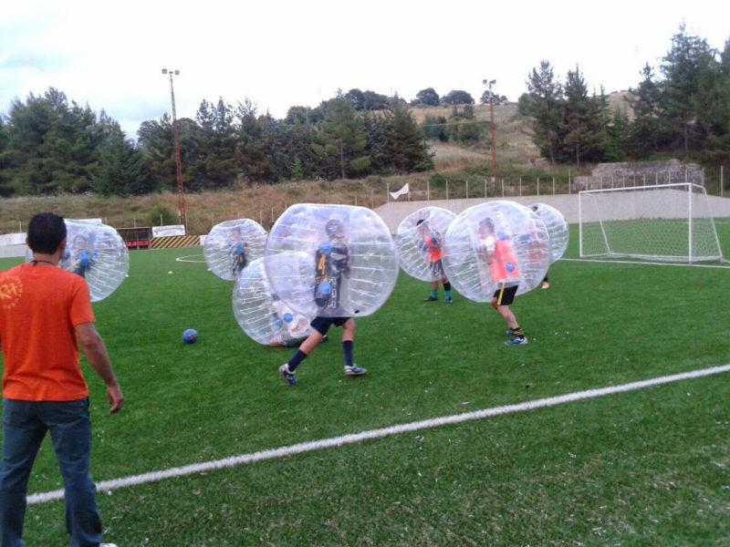Sportivi Bubble football Festopolis FESP-021 1
