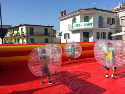 Sportivi Bubble football Festopolis FESP-021 2
