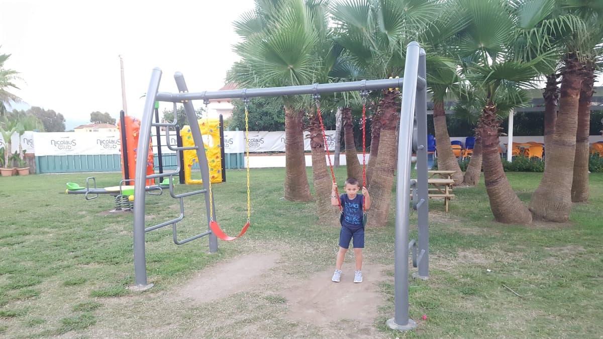 Giochi Da Esterno Per Parchi Pubblici