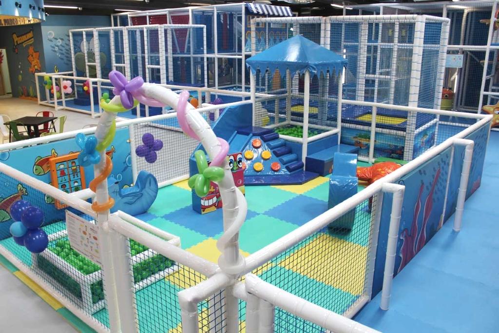 fepp-004 Piscina palline con scivolo arrampicata giochi soffici per bambini piccoli