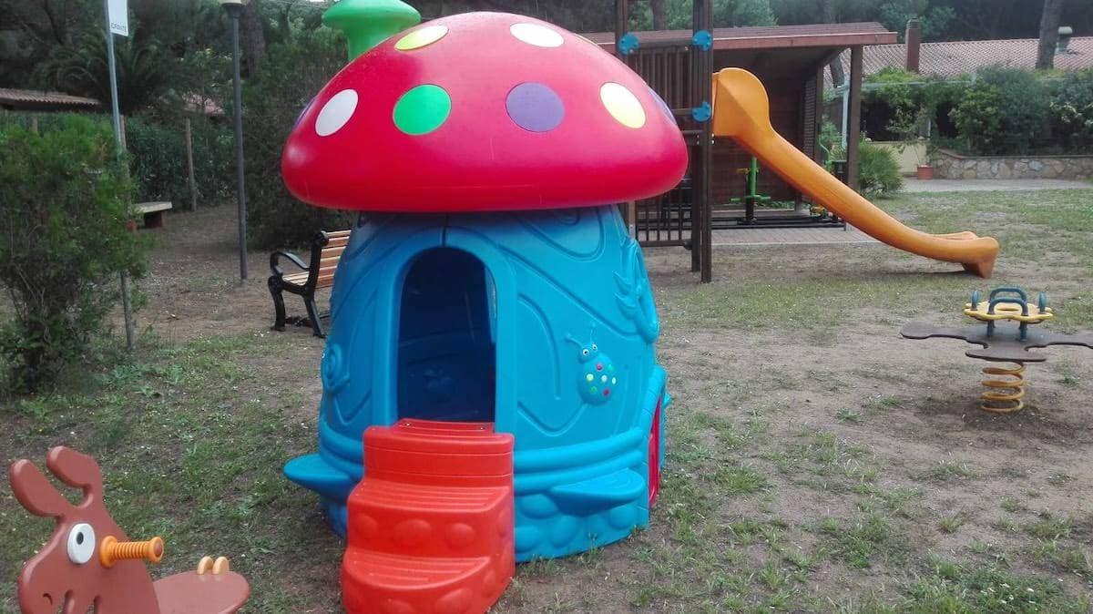 gioco per bambini in plastica fungo gigante fegp 101 03